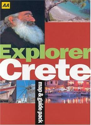Explorer Crete (AA World Travel Guides) By  Christopher Somerville