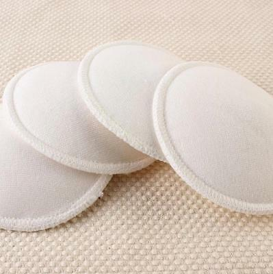 4pcs Breast Pads Resuable Nursing Pads Anti-overflow For Breast-feeding Bra Q