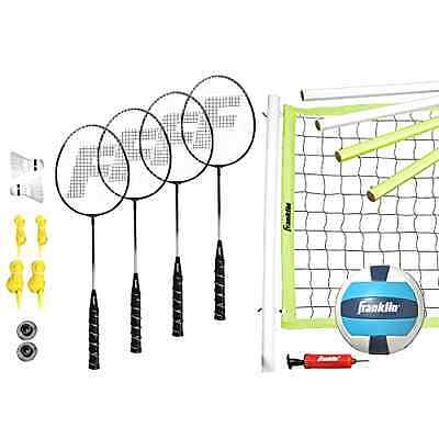 Badminton Volleyball Set Franklin Game Sport Outdoor Backyard Train Net Beach