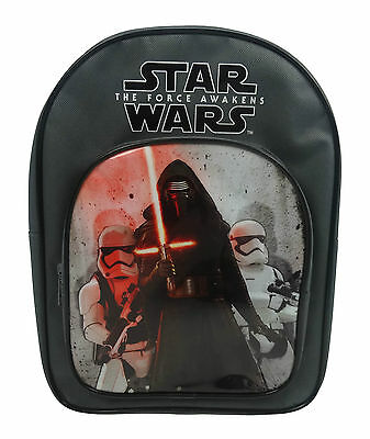 Star Wars The Force Awakens Kylo Ren Arch School Bag Rucksack Backpack New Gift