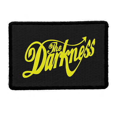 THE DARKNESS Embroidered Iron On or Sew On Patch UK SELLER Patches
