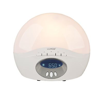 NEW Lumie Bodyclock ACTIVE 250 sunrise clock sold by Northern Light Technologies