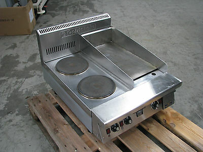 Commercial Stainless Steel Electric Hotplate Griddle Grill - Goldstein