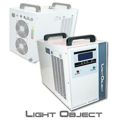 Lightobject 1650W Water chiller cooler for CO2 laser machine (AC220V 60Hz)