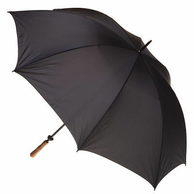 Large Wedding Umbrella Black - 5 Pack