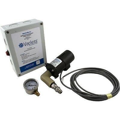 Vacless SVRS30 Non-Adjustable Electric Center Threaded Vacuum Release