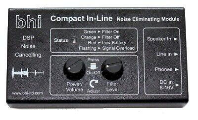 Noise Filter - Bhi Compact In-Line Dsp Noise Cancelling Module