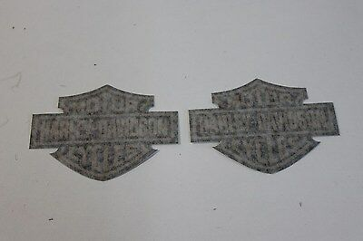 Harley Davidson Bar & Shield Decal Fuel Tank Sticker Aufkleber 14005 82 2x