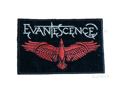 EVANESCENCE Embroidered Iron On or Sew On Patch UK SELLER Patches