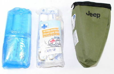 Jeep Grand Cherokee Boot First Aid Kit New Genuine K82213596