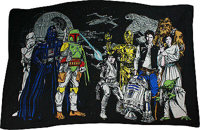 Star Wars Group Shot Scarf
