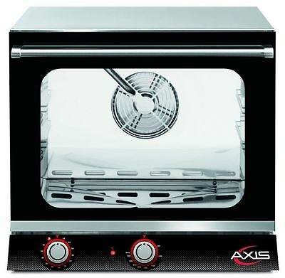 Axis AX-513 Commercial 1/2 Half-Size Electric Convection Oven MADE IN ITALY! NEW