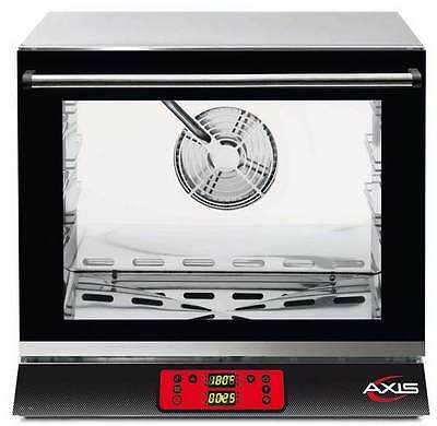 Axis AX-514RHD Commercial 1/2 Half-Size Electric Convection Oven MADE IN ITALY