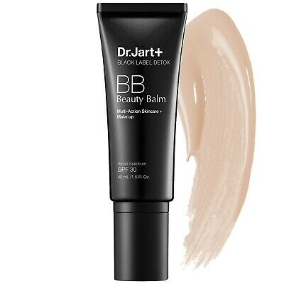 [ Dr.Jart+ ] Black Label Detox BB Beauty Balm BB Cream 40ml +Free Sample+