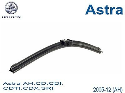 Holden ASTRA AH 2008 Flexible Windscreen Wiper Blades (PAIR)