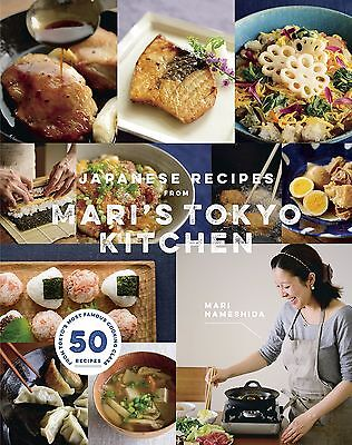 JAPANESE RECIPES from MARI'S TOKYO KITCHEN English edition  Japanese cook book