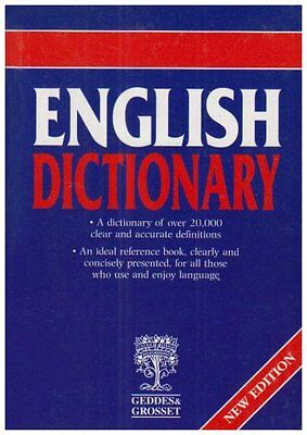 English Dictionary (Pocket Reference Digest) By Anon