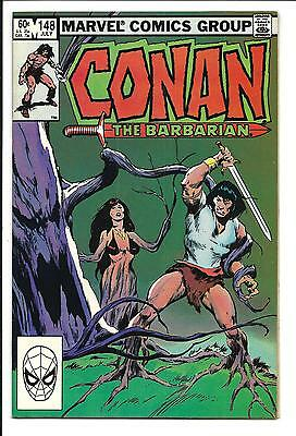 Conan The Barbarian # 148 (July 1983), Nm