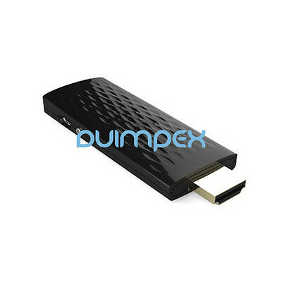 Wireless MiraScreen HDMI WiFi Display Empfänger Dongle DLNA Airplay Miracast