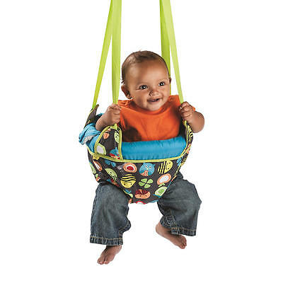 Evenflo Exersaucer Doorway Jumper - Bumbly