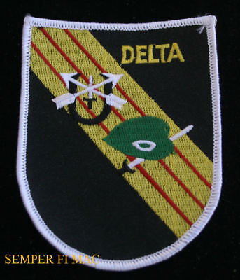 SPECIAL FORCES PROJECT DELTA Vietnam PATCH US ARMY VETERAN GIFT PIN UP MACV