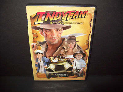 Indy Fans The Quest For Fortune and Glory - DVD