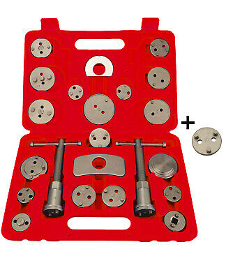 22 PIECES BRAKE PISTON RESET TOOL RESETTER Audi Ford BMW Opel