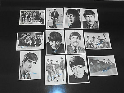 NICE ASSORTMENT OF BEATLES B/W COLOR DIARY HARD DAYS Cards  $1 each