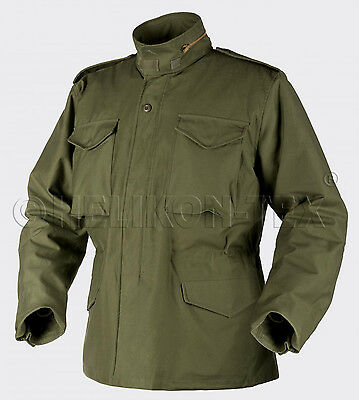 US M65 REFORGER Jacke Army Field Jacket w Liner Futter oliv LL Large Long