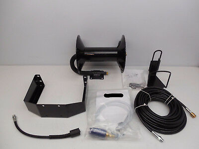 H-Power 2.5 Gpm 3000 Psi Pressure Washer Reel Hose Accessory Kit