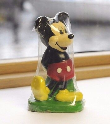Vintage Disney Mickey Mouse Candle