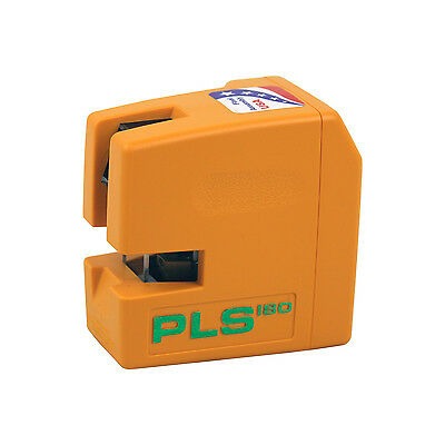 Pacific Laser Systems PLS 180 PLS180 Palm Green Laser Layout Level Tool