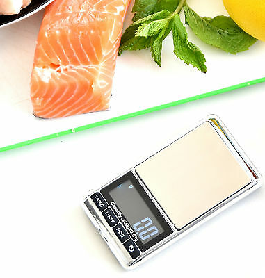 200g 0.01 Gram Digital Electronic Portable Jewellery Precision Weight scales box