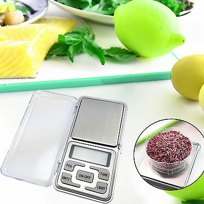 Mini 500g 0.01 Digital Pocket Precision Weight Scales Scale Gold Jewellery LAB