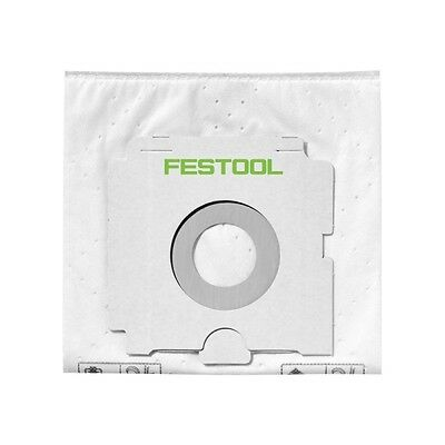 Festool Dust Filter Bag x 5 | SC FIS-CT SYS/5 | CTL SYS Dust Extractors | 500438