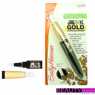 SALLY HANSEN 18K Gold Cuticle Eraser 42498 SH040