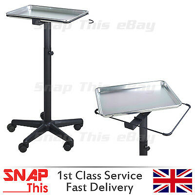 Service Trolley Colouring Hair Spa Tattoo Styling Dentist Salon Hairdresser Pet