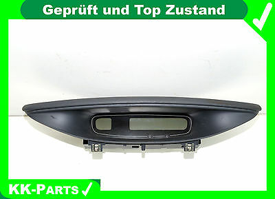 Display Digitaluhr Bordcomputer 8200361582-A Renault Laguna II 2 1.8