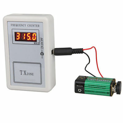 Portable Frequency Counter *for Calibrate Remote Control Controllers Calibration