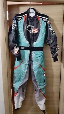 New FA 2015 Go Kart Race Suit CIK/FIA Level 2 (Free gifts Included)