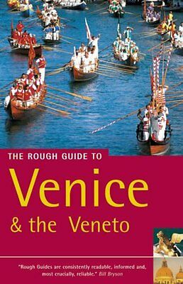 The Rough Guide to Venice & the Veneto - 6th Edition By  Jonathan Buckley