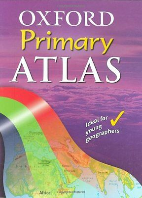 Oxford Primary Atlas By Patrick Wiegand. 9780198321606