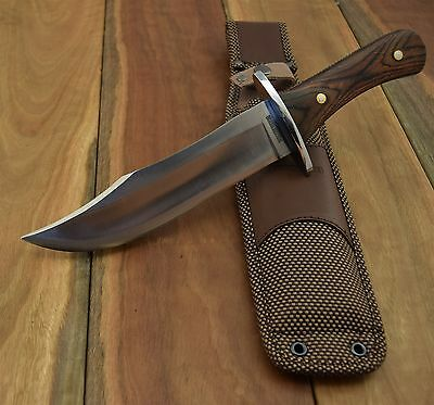 Rough Rider Rogue Heavy Hunter Bowie Knife Hunting Camping Knives RR1344