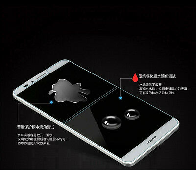 100% GENUINE Premium Real Tempered Glass for Huawei Honor 5X Screen Protector