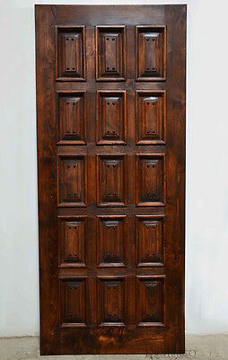 "Stunning, Solid Hand-Crafted Wood Doors from Monarch Custom Doors 36"" x 96"""
