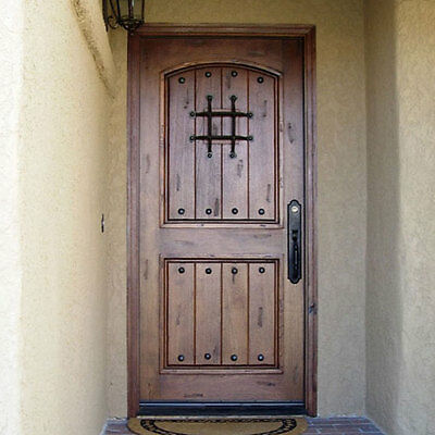 "Stunning, Hand-Crafted, Solid Wood Doors by Monarch Custom Doors 36"" x 96"""