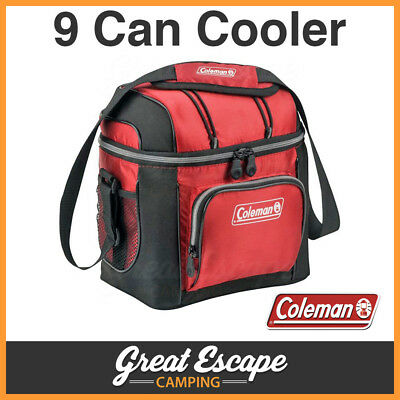 Coleman 9 Can Soft Cooler Bag Esky