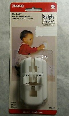 Plug Electrical Outlet Cover Lock Safety Baby Proof Toddler Proofing