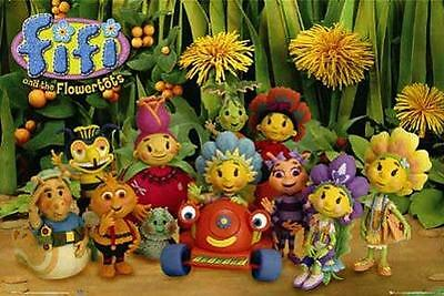 Fifi and the Flowertots : Cast - Maxi Poster 61cmx91.5cm new and sealed