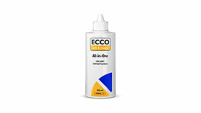 ECCO All-in-One Reiseset (1x100ml)  All-in-One Lösung von MPG&E